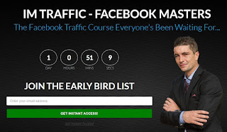 Kevin Fahey - IM Traffic - Facebook Masters