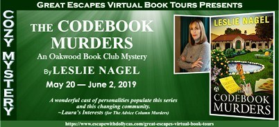 Upcoming Blog Tour 5/23/19