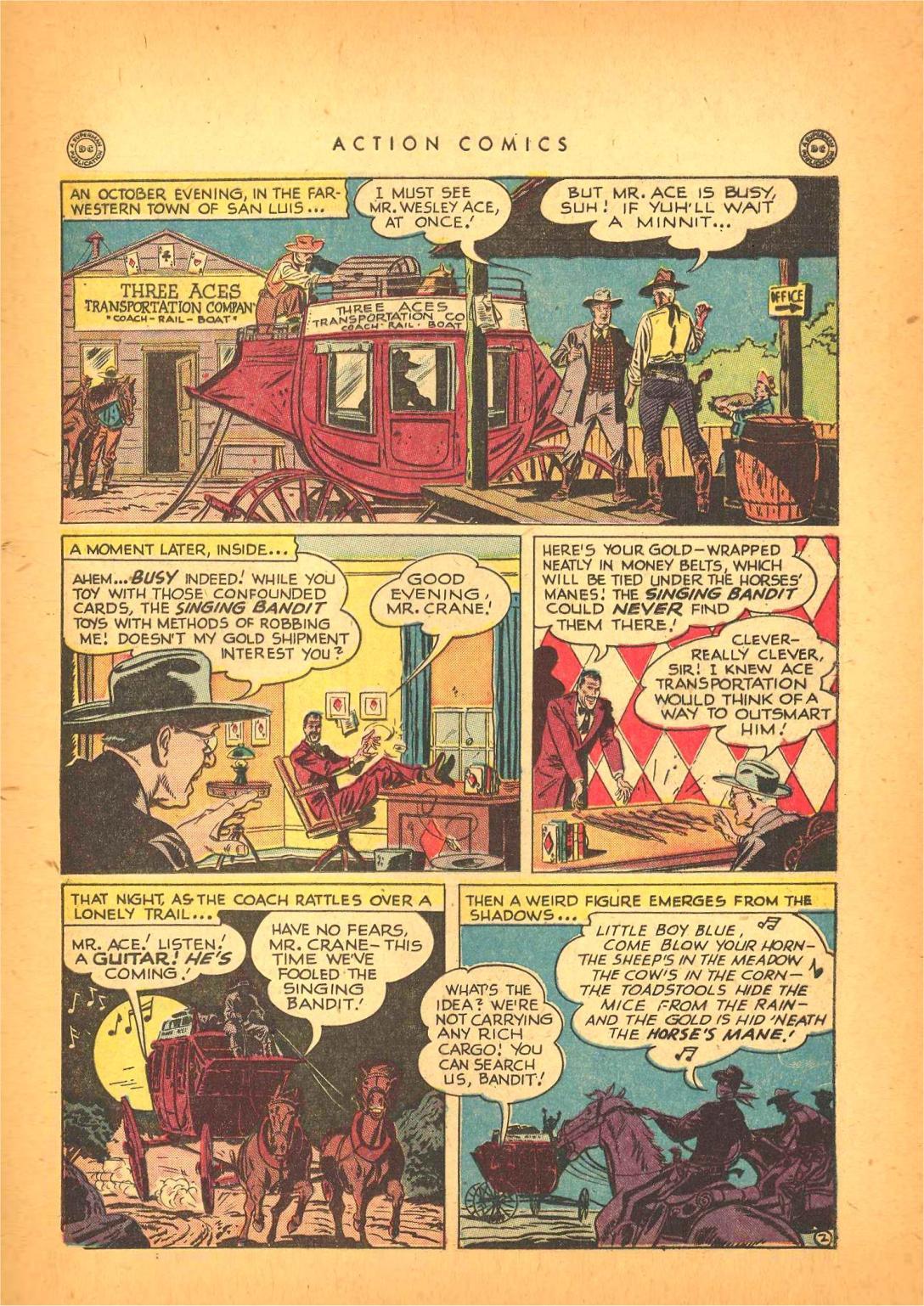 Action Comics (1938) 130 Page 41