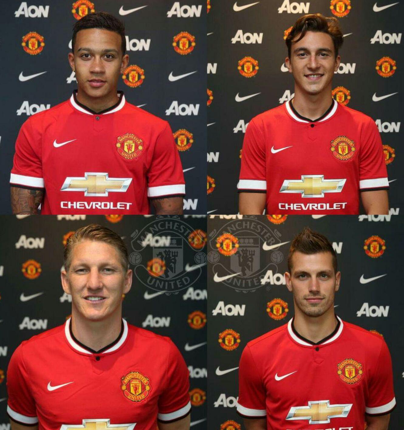 53 Senarai Pemain Manchester United Terkini