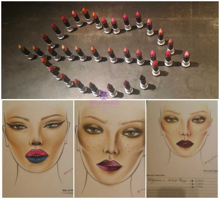 Artist Rouge Makeup Forever Spain
