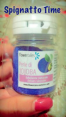 perle di jojoba flower tales