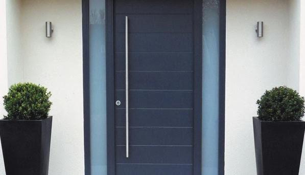 Contoh Model Pintu Rumah Minimalis Kumpulan Gambar Desain ...
