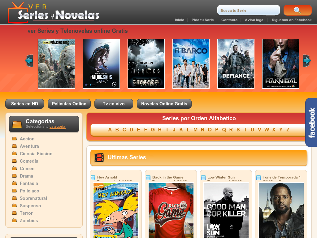 Tecnoflash: Ver Series y Telenovelas Gratis Online