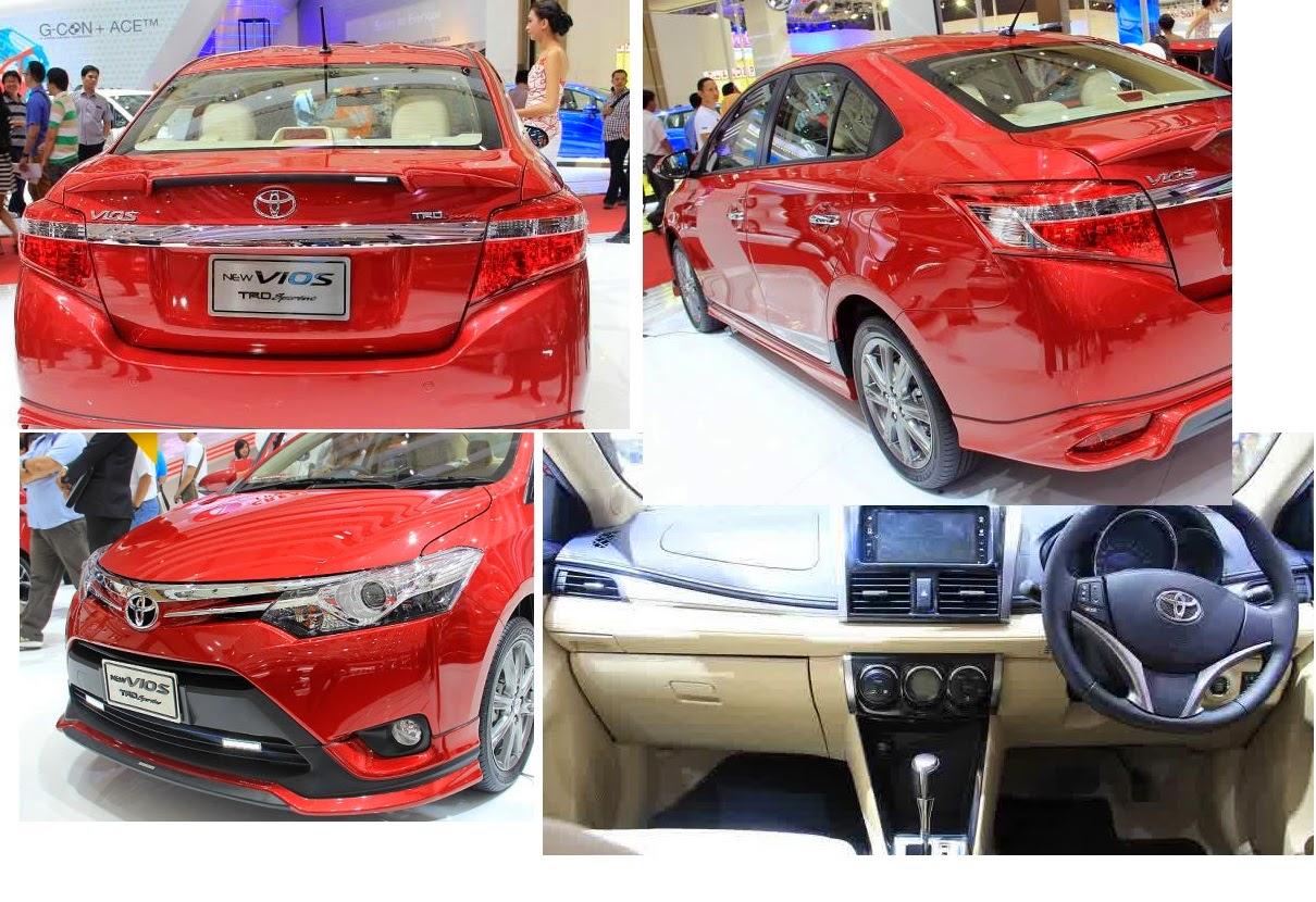 New Yaris Trd Sportivo Manual Trunk Lid Grand Avanza Toyota All Vios Motor Lovers