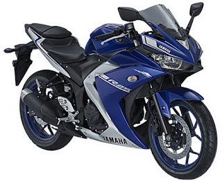 Yamaha YZF R25 (YAMAHA R25) Racing Blue