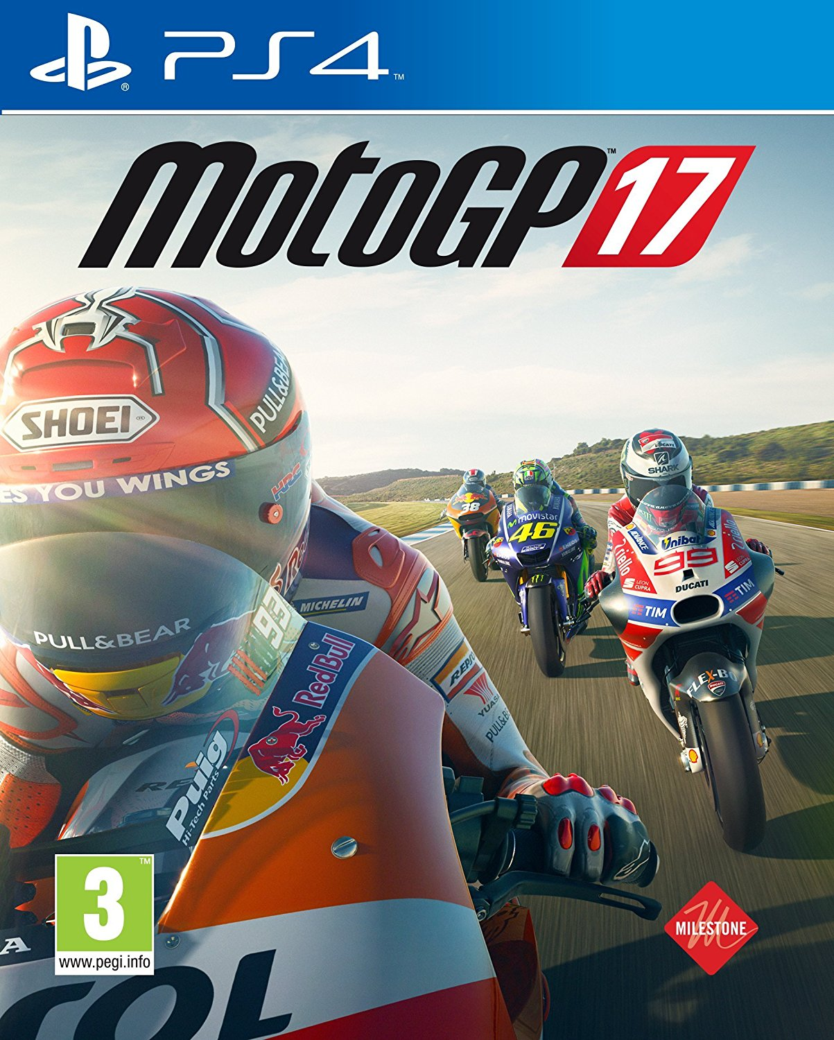 Motogp 17 Game Ps4 Pc Xbox One