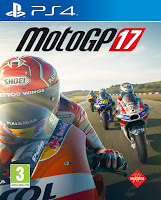 Motogp 17 Game Cover PS4