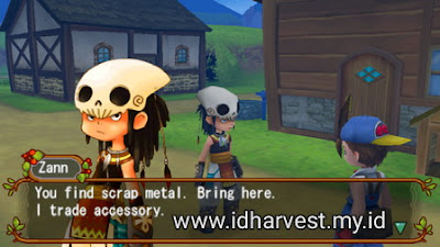 Cara Bertemu Zann di Harvest Moon: Hero of Leaf Valley