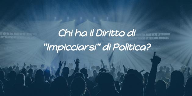 Chi ha il diritto di parlare di Politica? Il caso Rolling Stone contro Salvini