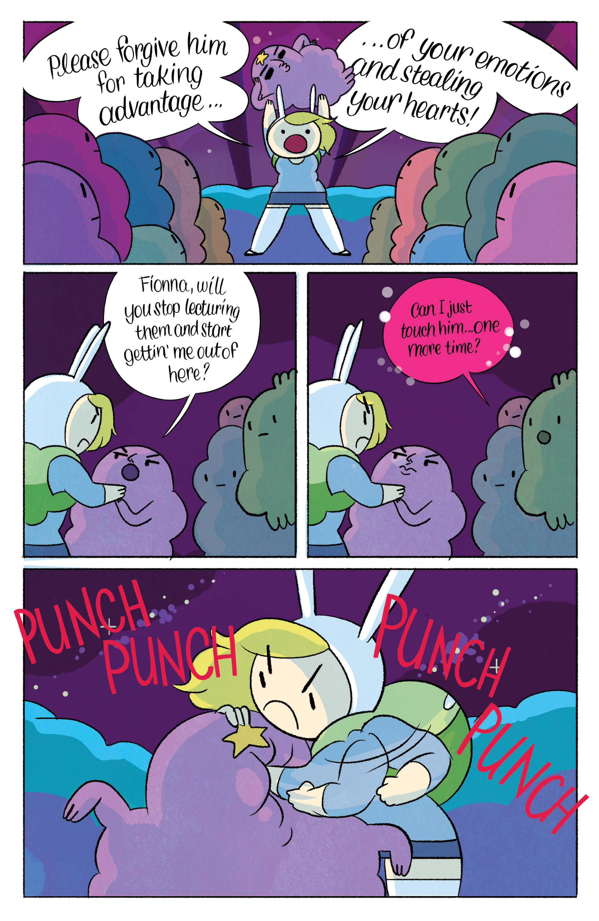 Read online Adventure Time with Fionna & Cake comic -  Issue #4 - 26