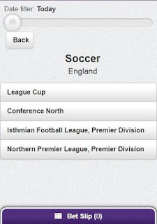 New Date Filter - Hollywoodbets Mobi