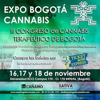 2 Expo Bogotá Cannabis III 2018