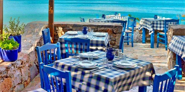 La cucina di Creta, Grecia