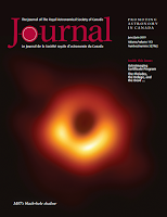 cover of the June 2019 RASC Journal