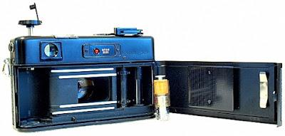 Yashica Electro 35 GTN, Film box