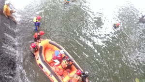 Seorang Bocah 12 Tahun Tenggelam Di Sungai Ciliwung