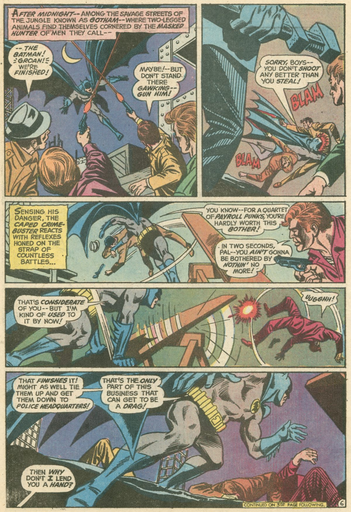 Read online World's Finest Comics comic -  Issue #207 - 8