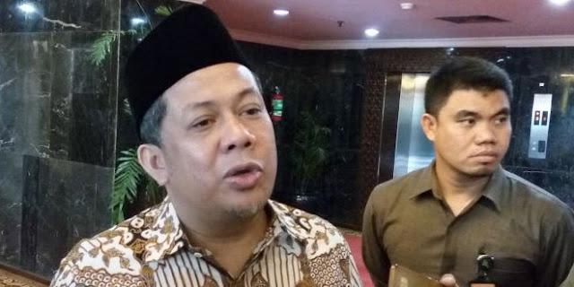 Fahri Hamzah: Hati-hati Bongkar Cerita Prabowo, Petahana Bisa Babak Belur
