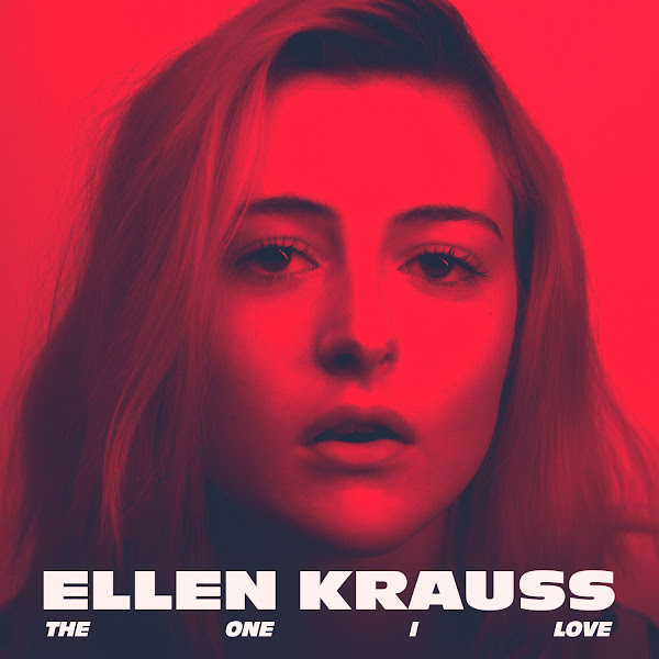 Ellen Krauss - The One I Love - Single Cover