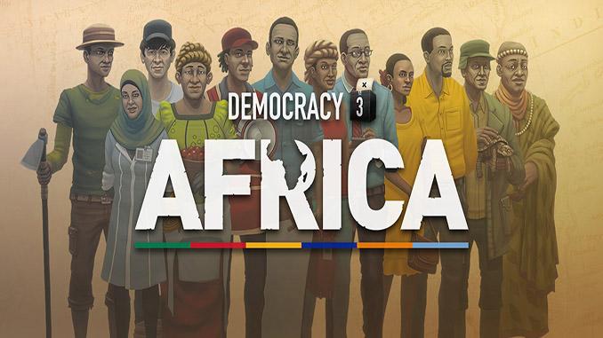 Democracy 3: Africa