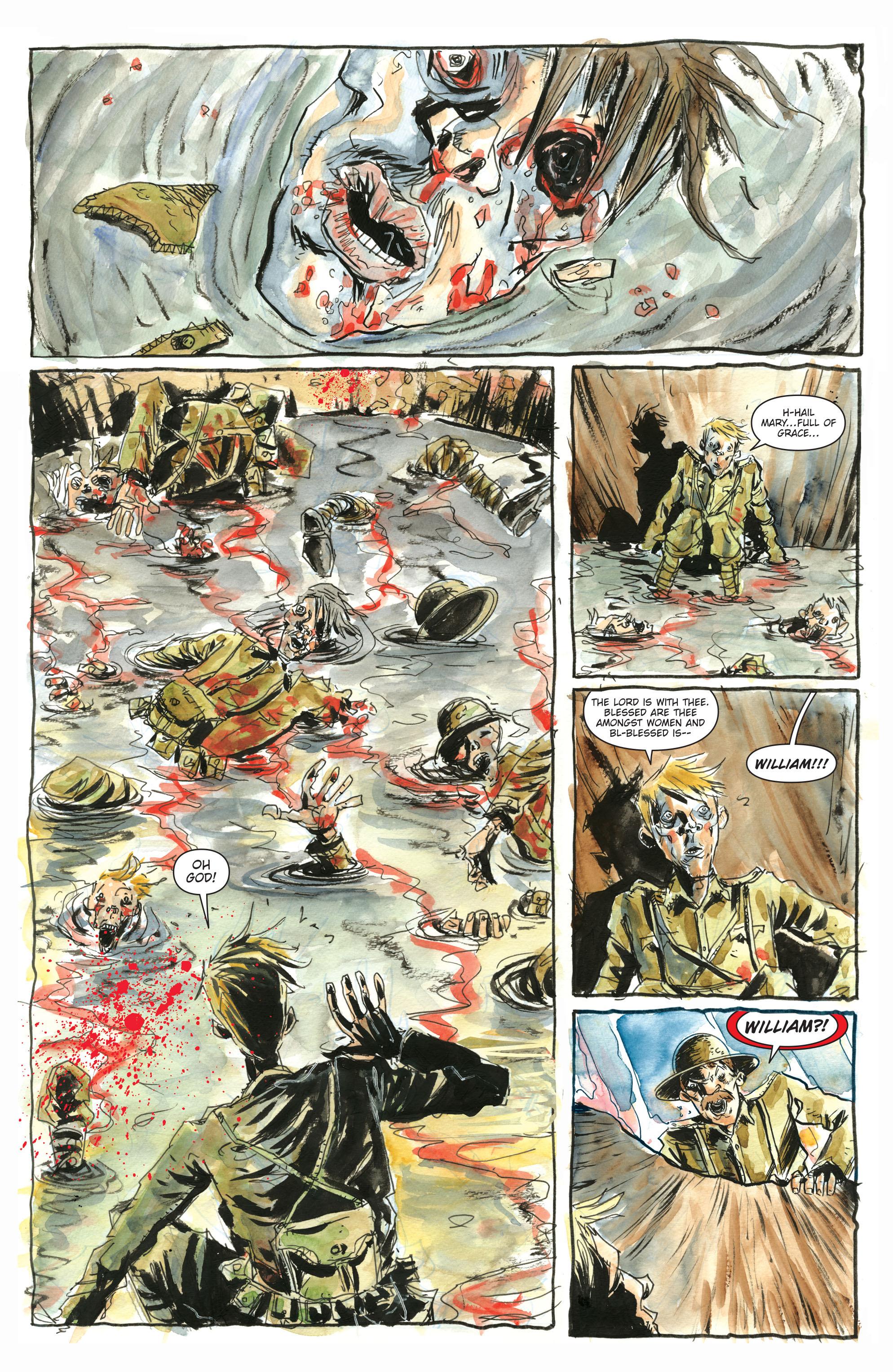Read online Trillium comic -  Issue # TPB - 24