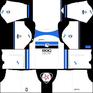 Atalanta BC 2018 - 2019 Away Kit