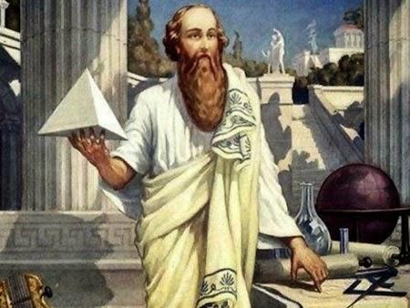 """Διάλεξη με θέμα: """"Η νοημοσύνη της Ελληνικής Γλώσσας και οι κώδικες του  Πυθαγόρα"""""""