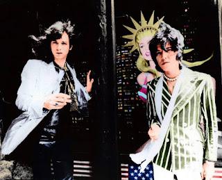 Vodka Collins ウォッカコリンズ 1973. Alan Merrill アラン・メリル & 大口 広司 Hiroshi Oguchi.