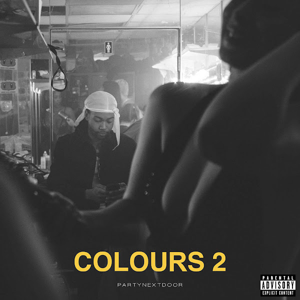 PARTYNEXTDOOR - COLOURS 2 - EP Cover