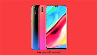The Black in addition to Red colors are available for the band Vivo Y95 launched inwards Philippines amongst dual-camera