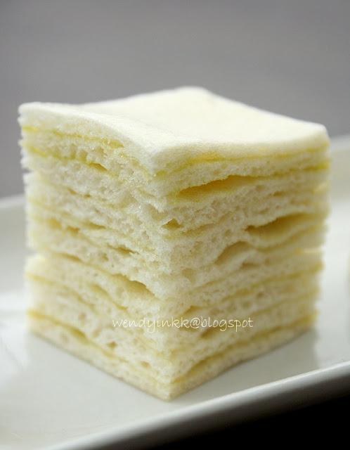Coconut Roll Cake