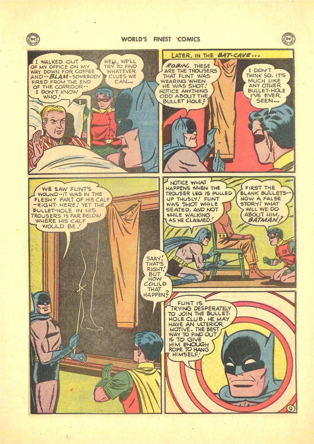 Read online World's Finest Comics comic -  Issue #50 - 71