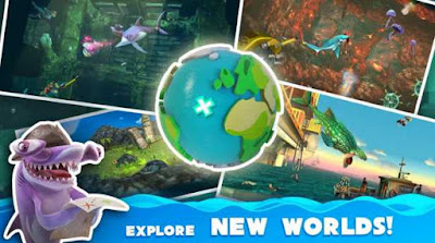 Hungry Shark World MOD2