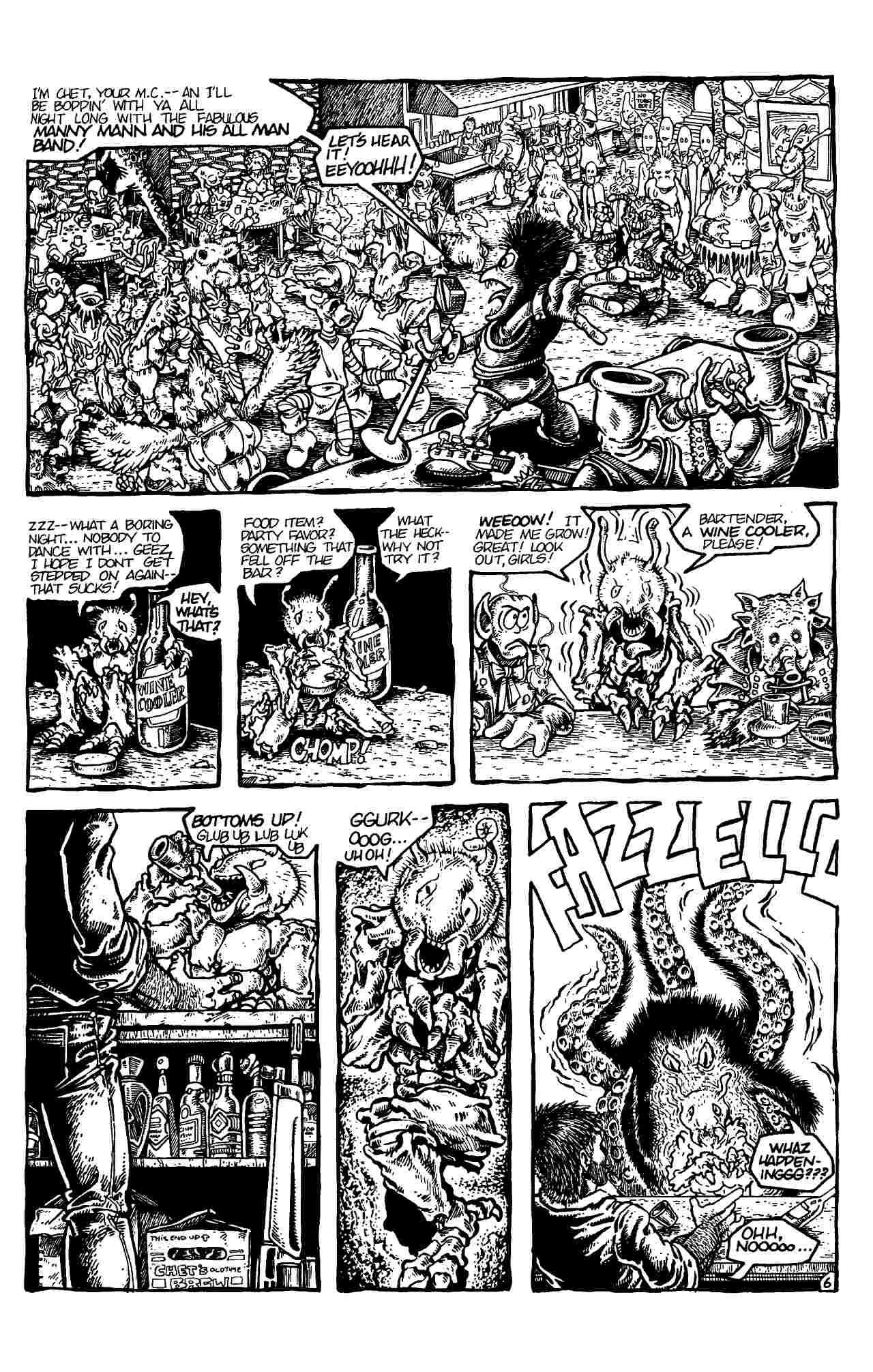 Read online Shell Shock comic -  Issue # Full - 121