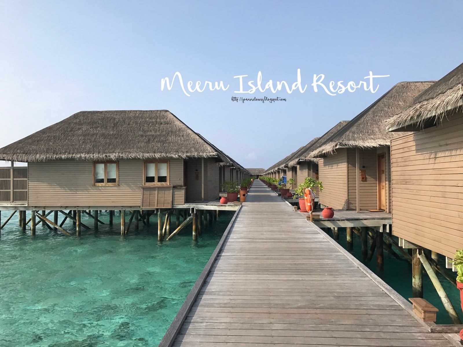 Meeru Island Resort Hotel Review Maldives: Meeru Island Resort Review /Experience With