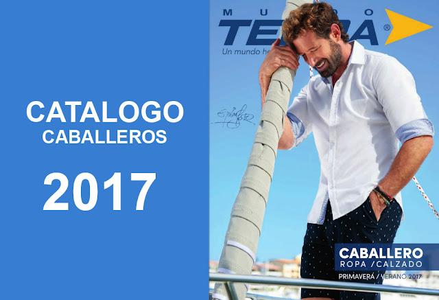 Catalogo Mundo Terra  caballeros PV 2017 | mexico