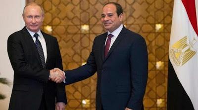 القمة الروسية الافريقية, الرئيس السيسى, بوتين, حركة الطيران, مصر, روسيا,