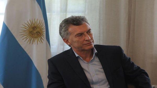 """Venezuela no es una república"" afirma Macri"