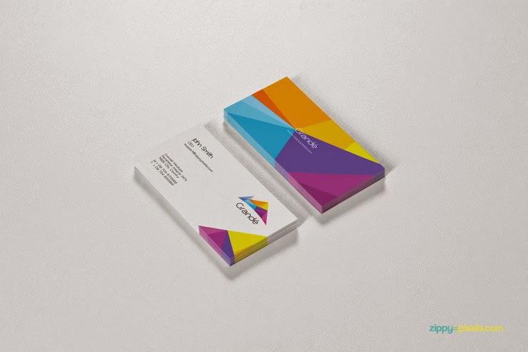 Mockup PSD de papelería para identidad corporativa gratis