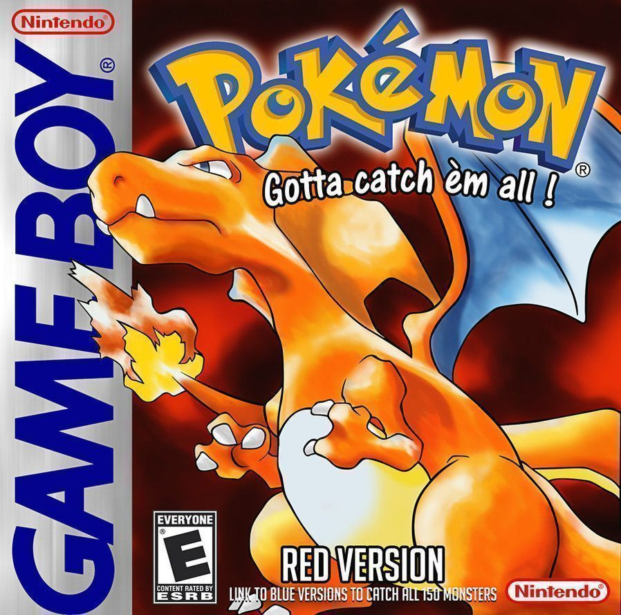 Pokemon Red | Download 3DS CIAs