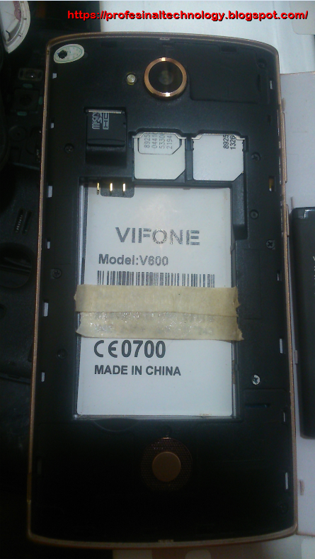 VIFONE V600 MT6572 FIRMWARE UPGRADE SYSTEM TESTED WITH OUR TEAM
