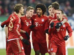 Road To Final Liga Champions : Bayern vs Dortmund