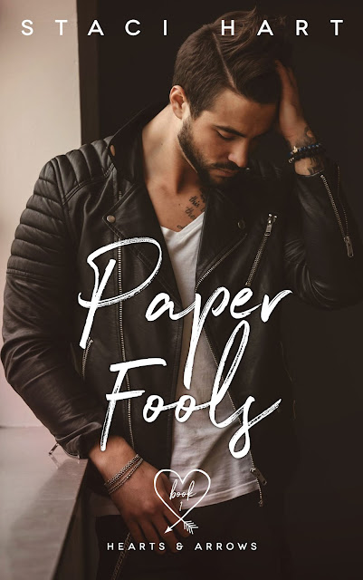 [Feature] PAPER FOOLS by Staci Hart @imaquirkybird @jennw23 #AmReading
