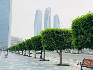 What to Do in Abu Dhabi Today - Visiting Corniche Walkway