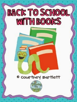 http://www.teacherspayteachers.com/Product/Back-to-School-with-Books-279270