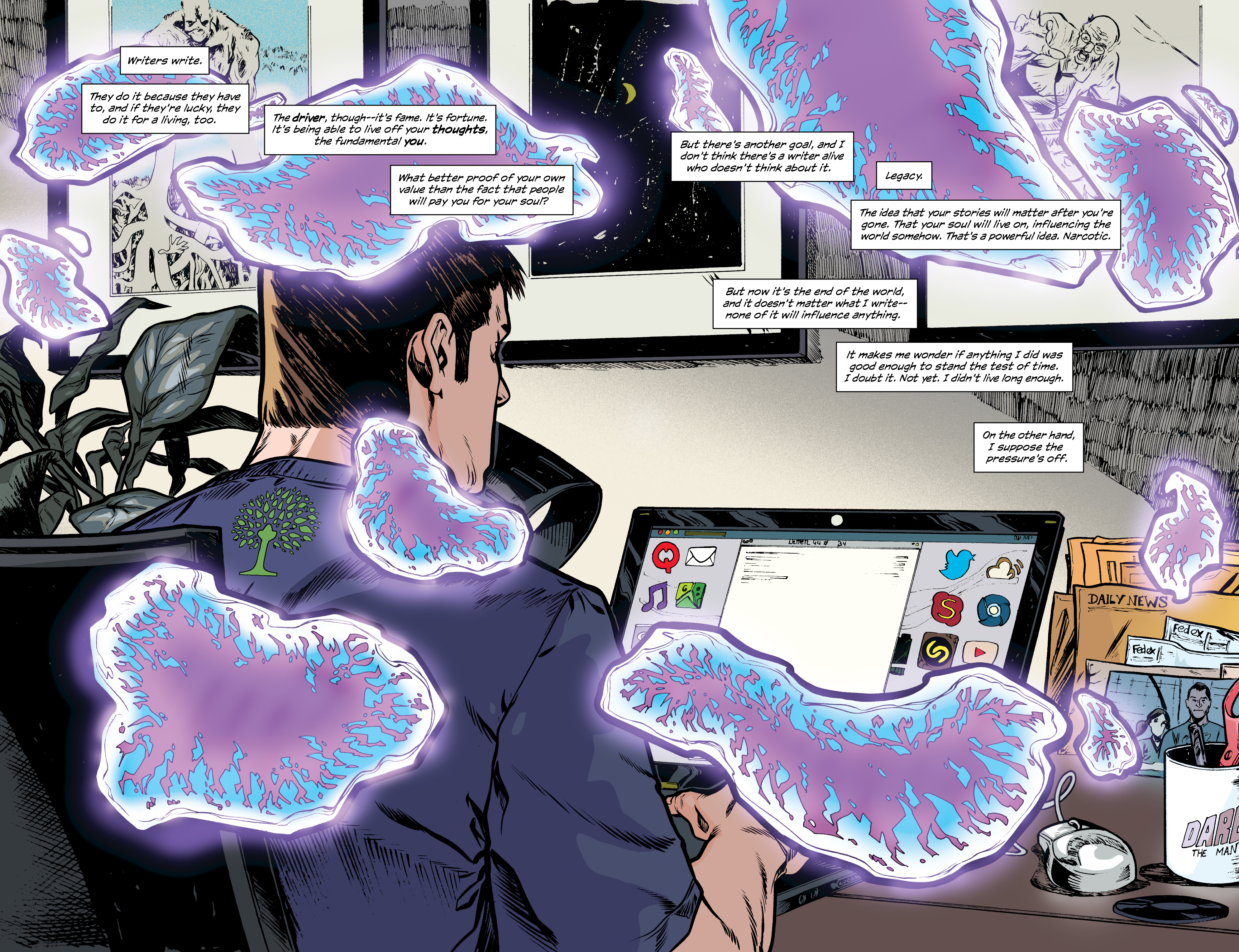 Read online Letter 44 comic -  Issue #34 - 6