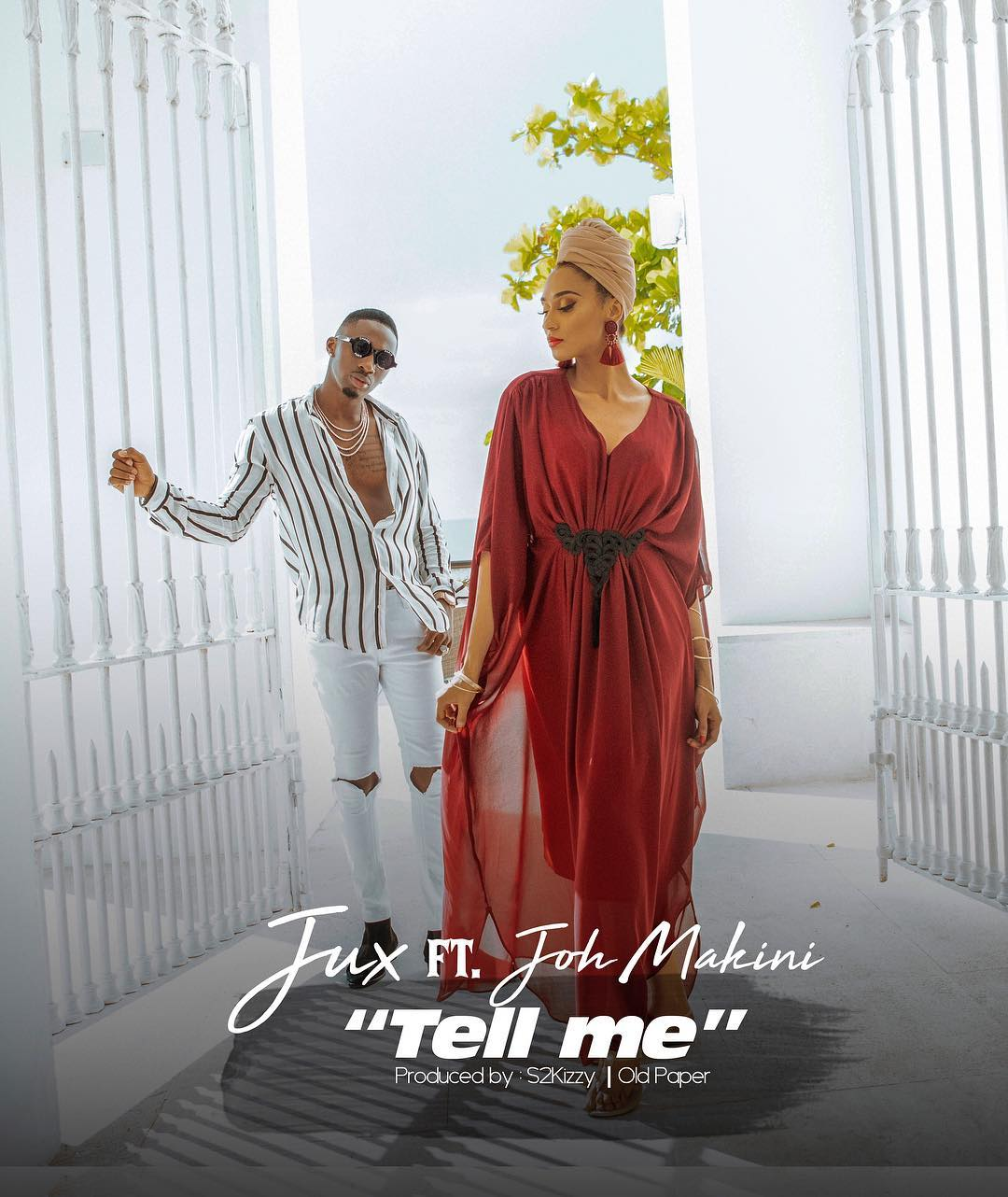 Jux Ft. Joh Makini – Tell Me