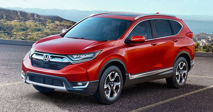 honda cr  unveiled    auto honda rumors