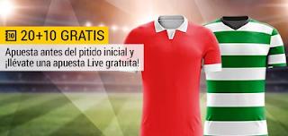 bwin promocion Benfica vs Sporting 3 enero